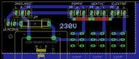 [EAGLE]Sterownik pieca na olej - sprawdzenie schematu i pomoc w PCB
