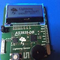 Detektor wyładowań atmosferycznych dla Raspberry Pi