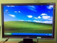 HP g7000 - Ekran nie paski!