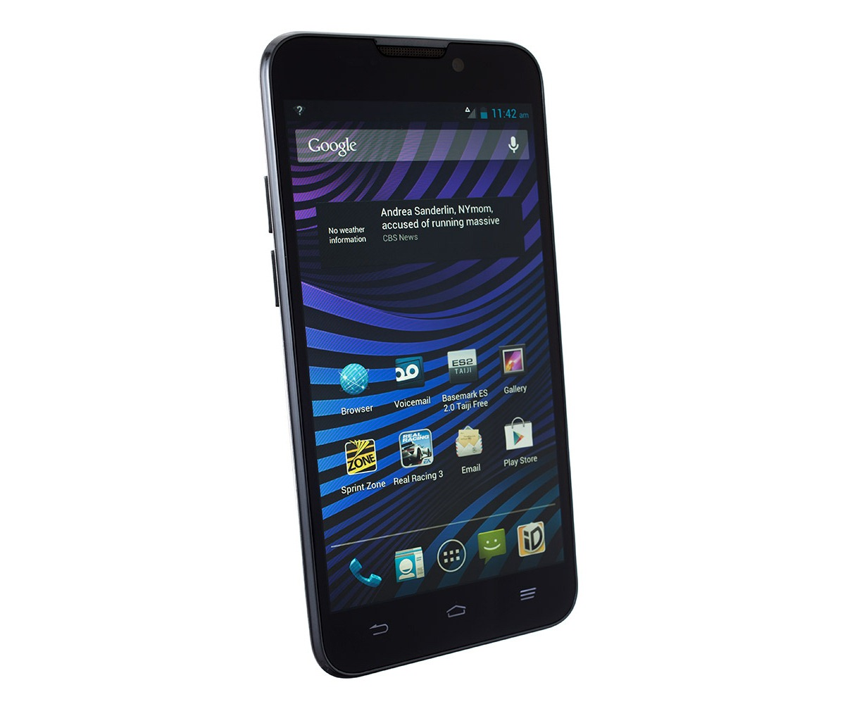 "ZTE Vital - smartphone z 5"" ekranem 720p, NFC, LTE i kamer� 13 Mpix"