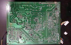 Dell U2917W - Martwy, brak reakcji, jakie napięcia ?