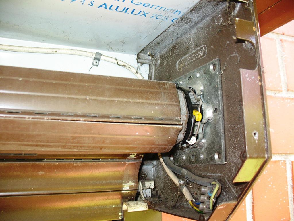Silnik rurowy do rolet - kra�c�wki