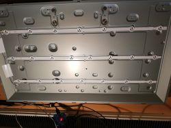 LG 32LN5400 - problem z podświetleniem matrycy