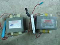 [Sprzedam] Magnetrony,trafa,kondensatory,wentylatory,silniki do mikrofalówek