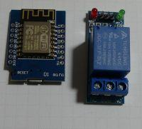 Moduł D1 mini - ESP8266 WIFI uruchmienie, start z IoT, Blynk, Thingspeak