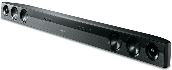 ONKYO SBT-100 - aktywna kolumna g�o�nikowa typu sound bar z Bluetooth