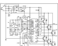 Regulator obrotów silnika 3 fazowego