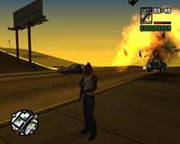 Gta San Andreas - problemy z wy�wietlaniem grafiki