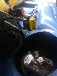 Laguna 2.0 / 150 / 2013 - Jak sprawdzić czy działa pompa paliwa?