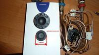DH 06101 Siemens przep�ywowy podgrzewacz wody - gdzie kupi� membran�?