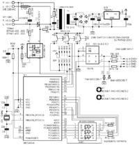 Switch 1-kanałowy DMX [Atmega 8][BASCOM]