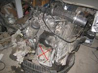 Opel Astra II 1.7 DTI - Pompa wtryskowa Isuzu.