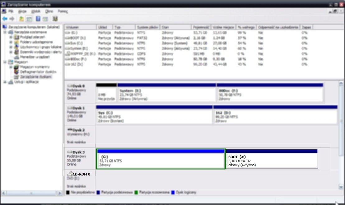 Instalacja systemu Windows XP bezpo�rednio z HDD