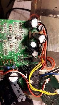 Zasilacz Yhua 605D to samo co Zhaoxin 605D brak napięcia