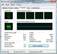 HP Pavilion dv6-6030ew - Przeciążenia systemu