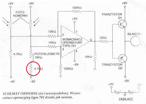 Poszukuj� schematu Sun Tracker-a na tranzystorach