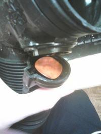 Seat Leon 1M 1.6 AKL - Jak działa Odma separator.Ciągle syczy cienka rurka