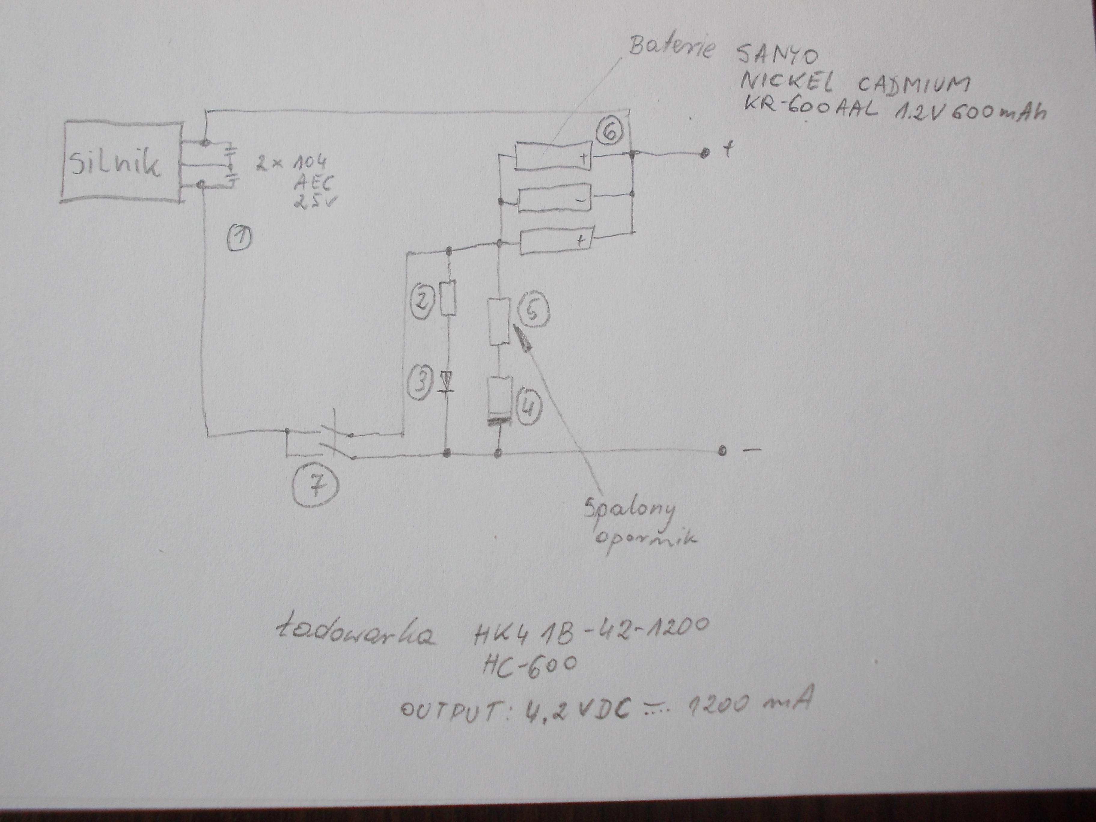 Remington HC600 - Maszynka do strzy�enia - wolne obroty silnika