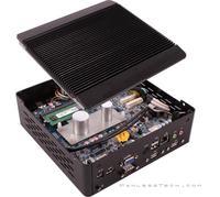 HABEY BIS-6763 - bezg�o�ny miniaturowy komputer barebone z Core i3