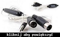 Zawieszanie MiDi USB Hauptwerk Casio CT-770
