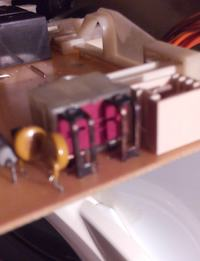 AMICA PA 5510B421 - nie działa