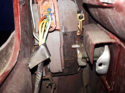 Peugeot 306 2000r - jak podłączyć radiowy sterownik centralnego zamka na pilota
