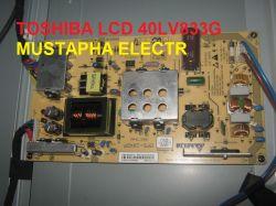 DUMP TOSHIBA LCD 40LV833G (SPI)