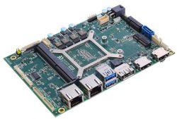 CAPA13R - jednopłytkowy komputer z Ryzen V1000 i 4 wyjściami obrazu