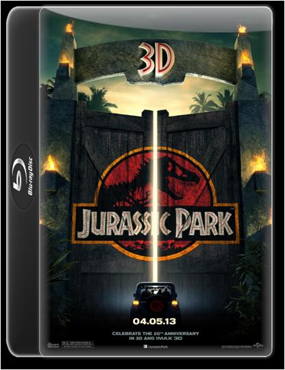 Jurassic Park (1993) 3D.Half-SBS.BDRip.1080p.x264.AC3-KiNGDOM