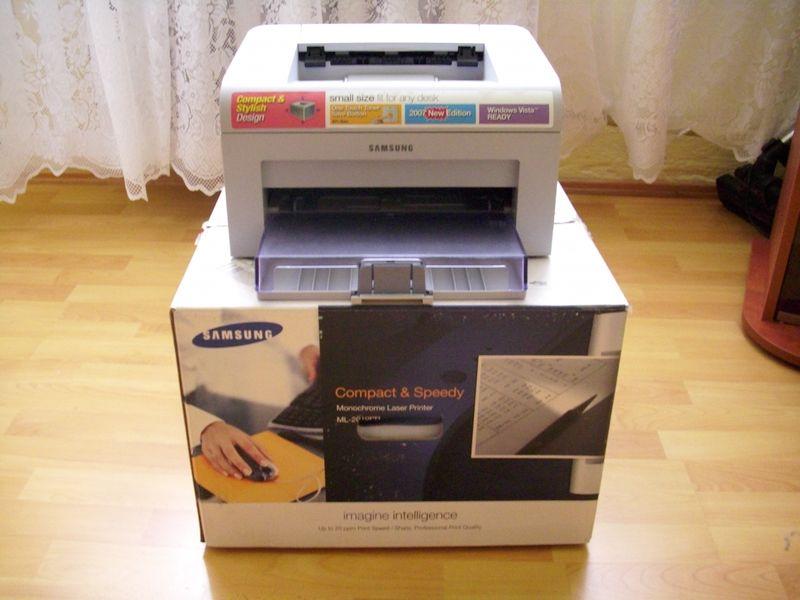[Sprzedam] Drukarka Samsung ML-2010 PR