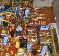 STABO XM5012 - Przestrojenie