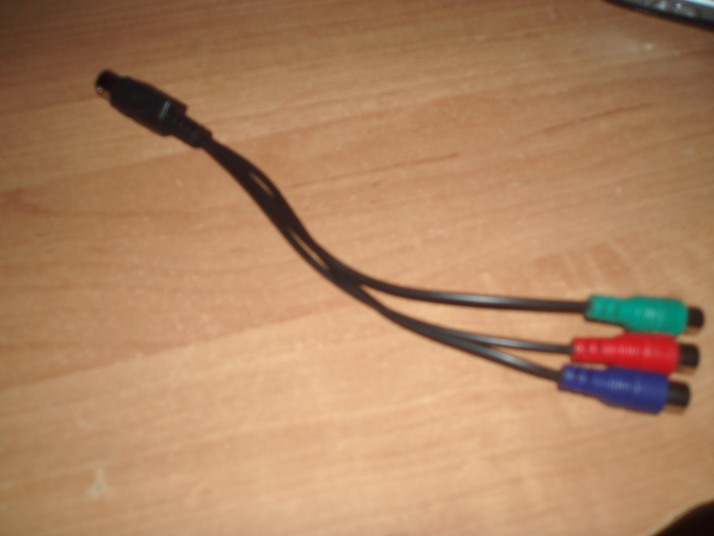 Pod��czenie laptopa do telewizora (HDMI -> VGA)