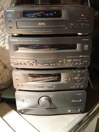 Sprz�t stereo do g�o�nego s�uchania mp3 w pokoju 20m2