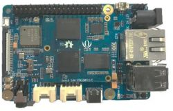 ODYSSEY-STM32MP157C - jednopłytkowy komputer z STM32MP157C