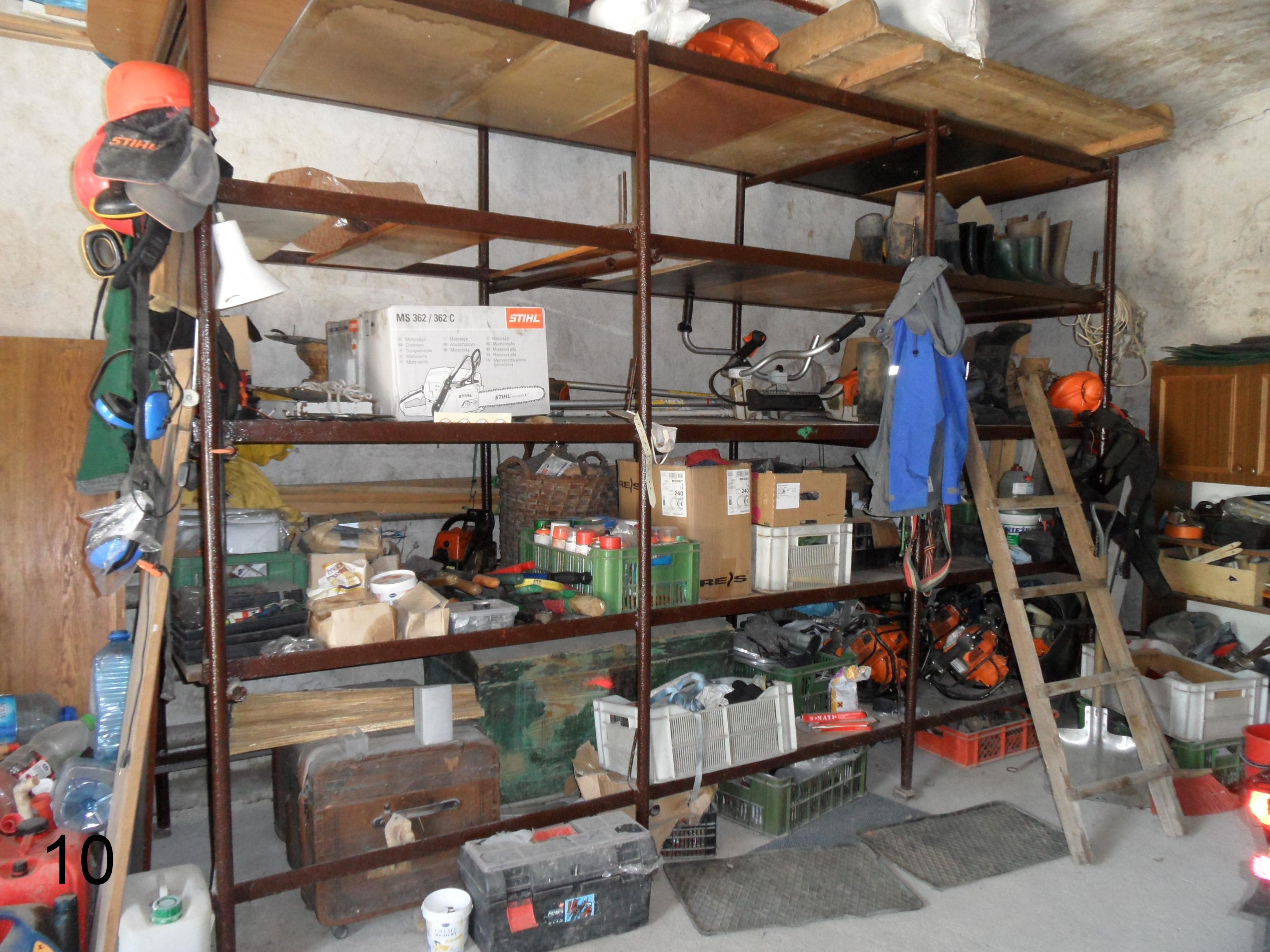 Projekt Garażuwarsztatu Inteligentny Garaż Może Praca