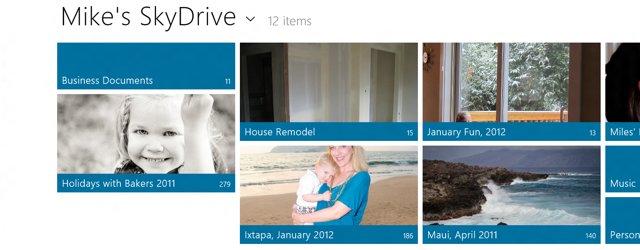 Sky Drive przygotowuje si� na przyj�cie Windows 8 (Metro)