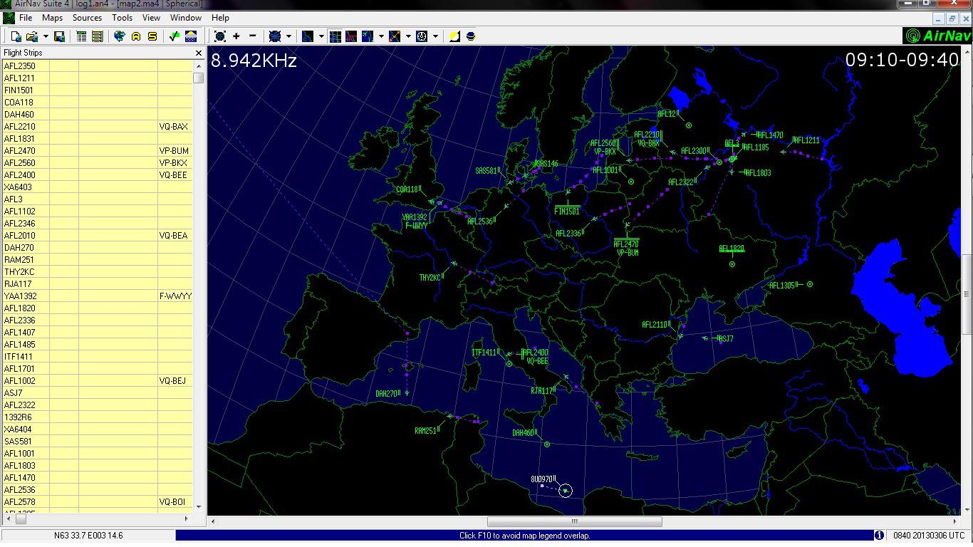 Nie tylko zdj�cia z satelit�w czyli inne emisje cyfrowe