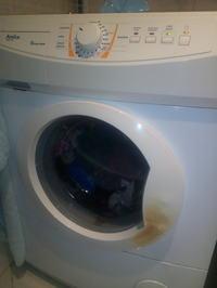 """Amica, Pralka do włączenia prania potrzebuje startu """"ręcznego"""""""