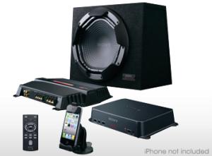 Digital Link Sound System - system d�wi�kowy do samochodu od Sony