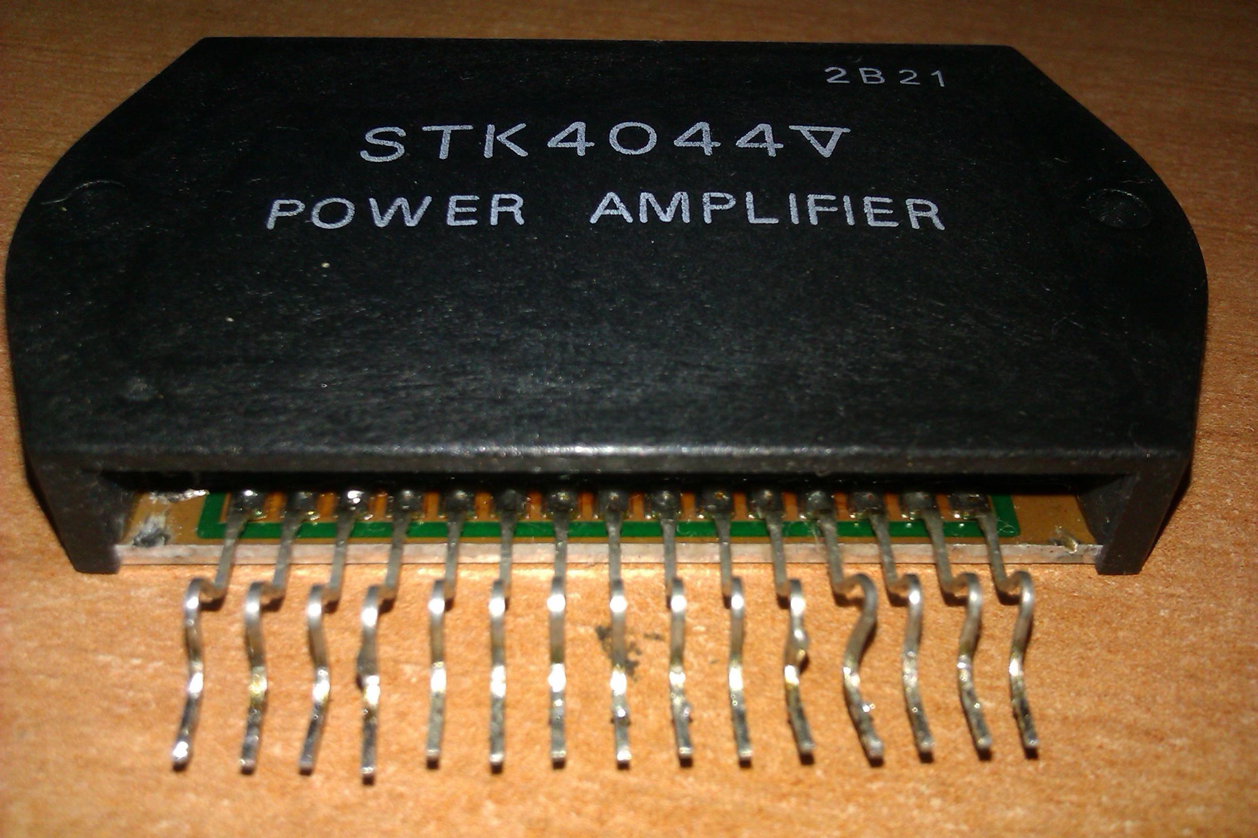Diora 504B - Ko�c�wki mocy STK