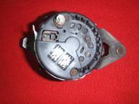 Quad Campell 650cm3 - Za duże ładowanie - regulator napiecia