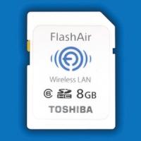 Toshiba FlashAir - pierwsza karta SDHC z obustronnym przesyłem danych przez WiFi