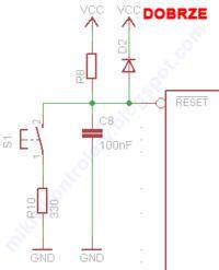 drgania styków - wersja dondu(z dokumentacji) vs. wersja mirekk36