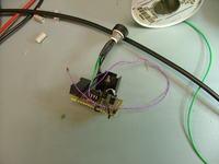 Kontroler wentylatora oparty na diodzie