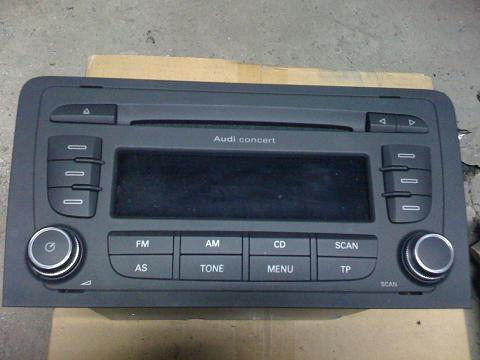 CONCERT III 2din gubi fale radiowe po włączeniu samochodu