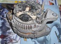 opel astra 1. alternator problem z ładowaniem