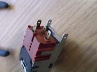Bosch KSV 2403/04 lodówko -zamrażarka- wymiana termostatu