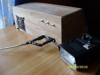 Stroboskop DIY 4 x Ifk 120