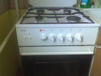 gaśnie piekarnik w kuchence gazowej amika