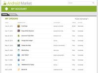 Google pokazuje Android Market Webstore oraz Honeycomb 3.0